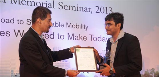 Volvo Sustainable Mobility Award