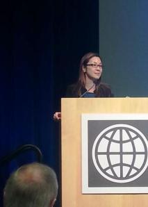 Global ambassador for road safety, Michelle Yeoh, closed the event