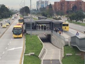 BRT Transmilenio