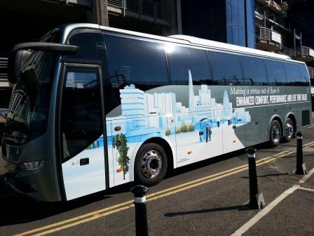 Volvo Bus promotion