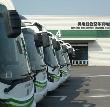 battery electric buses