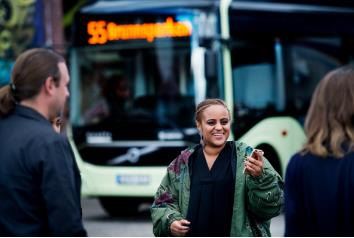 Silent Bus Sessions Seinabo Sey