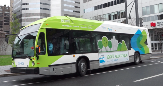 Nova electric bus LFSe