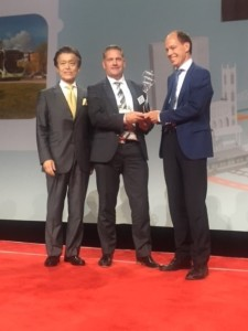 ElectriCity wins UITP awards 2017